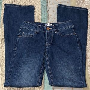 SO girls 10 slim bootcut needs with tags $32.00
